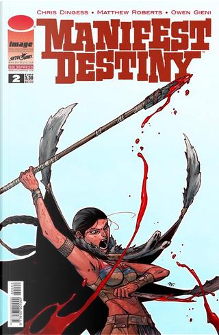 Manifest Destiny #2 by Chris Dingess