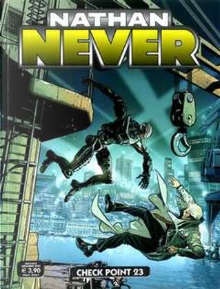 Nathan Never n. 355 by Bepi Vigna