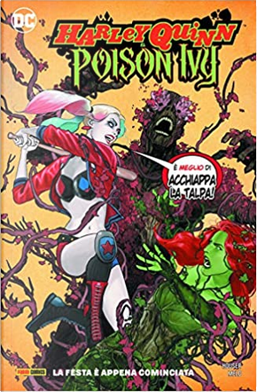 Harley Quinn & Poison Ivy by Jody Houser