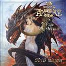 Alchemy 1977 Gothic 2018 Calendar by Llewellyn