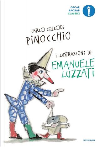 Pinocchio (Illustrato) by Carlo Collodi