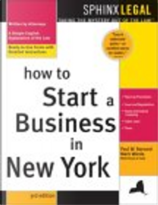 How to Start a Business in New York by Mark Warda, Paul W. Barnard