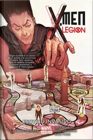 X-Men: Legion vol. 2 by Simon Spurrier