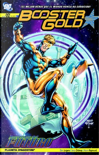 Booster Gold Vol.2 #2 by Dan Jurgens