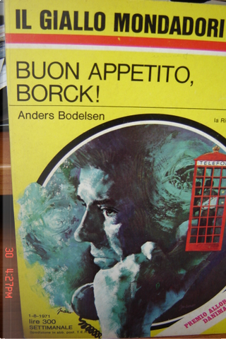 Buon appetito, Borck! by Anders Bodelsen