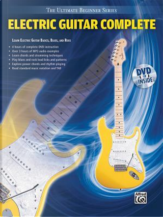 Electric Guitar Complete by Keith Wyatt