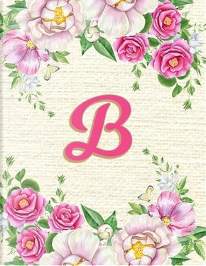 B by Coloring Journals