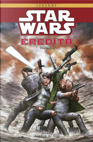 Star Wars Eredità II vol. 4 by Corinna Bechko, Gabriel Hardman