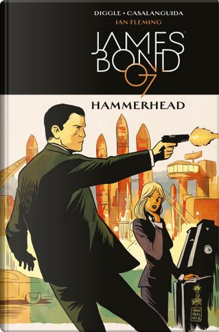 James Bond 007 vol. 3 by Andy Diggle