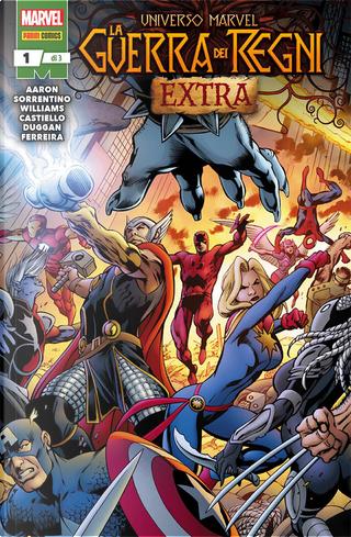 Universo Marvel: La guerra dei regni Extra vol. 1 by Chip Zdarsky, Jason Aaron, Josh Trujillo, Ram V.