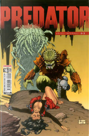 Predator #16 by Mark Schultz