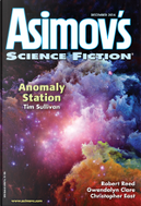 Asimov's Science Fiction, December 2014 by Andrew Miller, Christopher East, Gwendolyn Clare, Robert Reed, Sue Burke, Tim Sullivan, Vernon Hedrick
