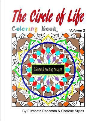 Circle of Life Coloring Book by Elizabeth Rademan