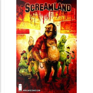 Screamland: Death of the Party by Christopher Sebela, Harold Sipe