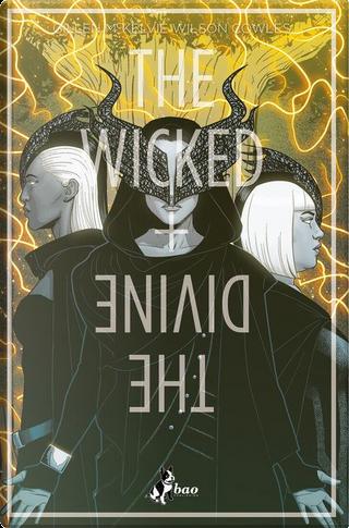 The Wicked + The Divine vol. 5 by Jamie Mckelvie, Kieron Gillen