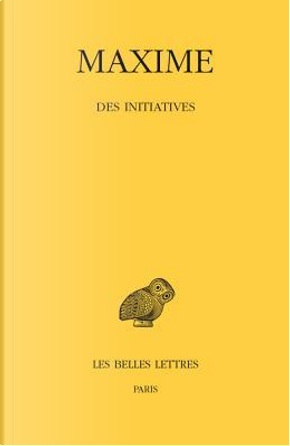 Des Initiatives by Maxime
