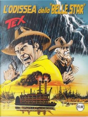 Tex n. 715 by Claudio Nizzi