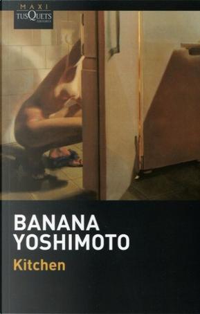 Kitchen by Banana Yoshimoto