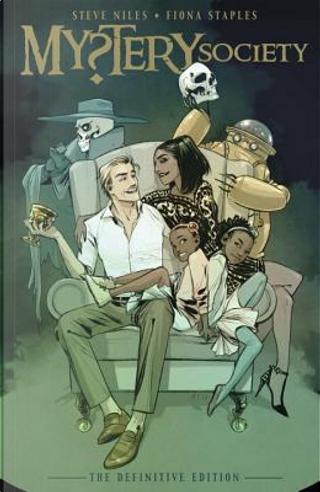 Mystery Society by Steve Niles