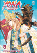 Yona - La principessa scarlatta vol. 8 by Mizuho Kusanagi