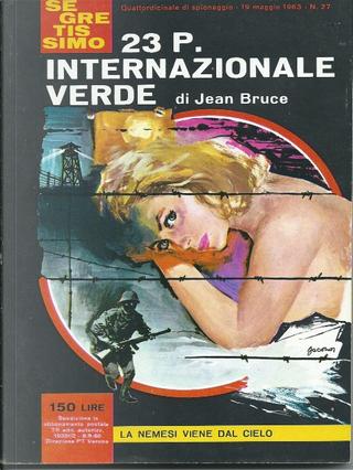 23 P. Internazionale verde by Jean Bruce