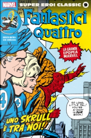 Super Eroi Classic vol. 9 by Stan Lee
