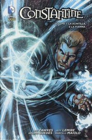 Constantine by Ray Fawkes