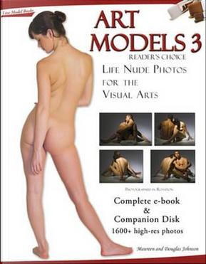 Art Models 3 by Maureen Johnson