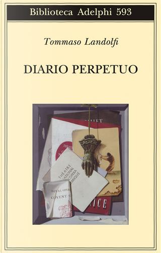 Diario perpetuo by Tommaso Landolfi