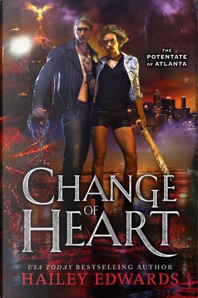 Change of Heart by Hailey Edwards