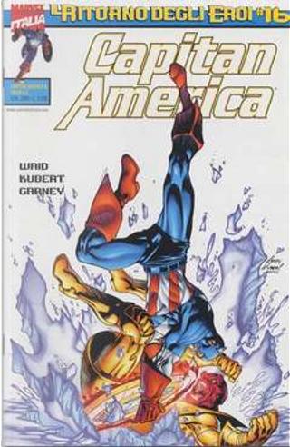 Capitan America & Thor n. 62 by Mark Waid
