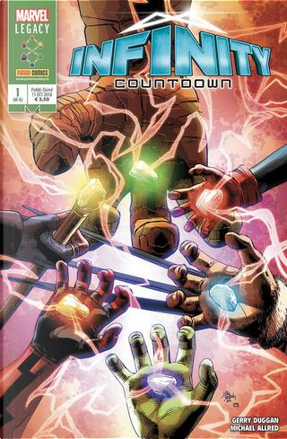 Infinity Countdown vol. 1 by Brian Michael Bendis, Gerry Duggan, Mike O'Sullivan