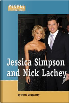 Jessica Simpson And Nick Lachey by Terri Dougherty