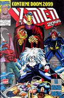 X-Men 2099 n. 4 by Bob Fingerman, Enrique Alcatena, James Sanders III, Jimmy Palmiotti, John Francis Moore, Ned Sonntag, Ron Lim