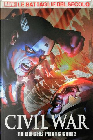 Marvel: Le battaglie del secolo vol. 1 by Mark Millar, Paul Jenkins