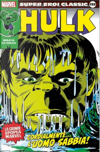 Super Eroi Classic vol. 152 by Harlan Ellison, Roy Thomas