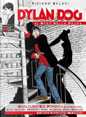 Dylan Dog - Il nero della paura n. 24 by Claudio Chiaverotti, Giovanni Gualdoni, Tiziano Sclavi