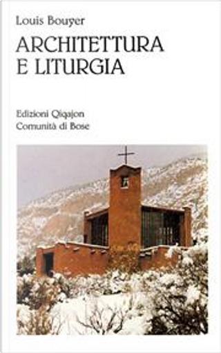 Architettura e liturgia by Louis Bouyer