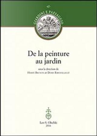 De la peinture au jardin by [n.d./n.a.]