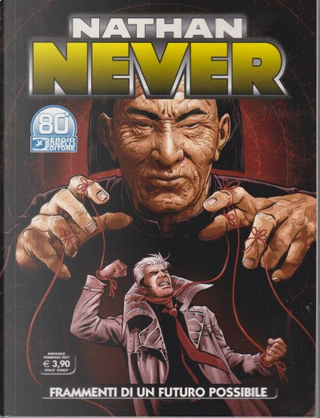 Nathan Never n. 357 by Bepi Vigna, Sergio Giardo