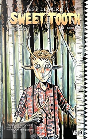 Sweet Tooth, Vol. 1 by Jeff Lemire