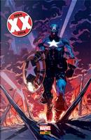 Capitan America #11 Marvel Now! Variant XX by Dean White, Elliot Kulan, Jen Van Meter, Kelly Sue DeConnick, Nick Spencer, Rick Remender