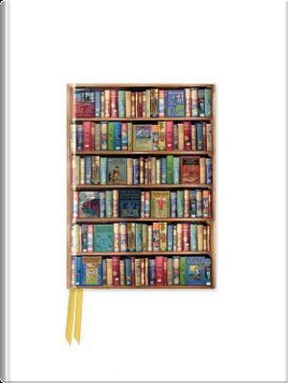 Bodleian Library - High Jinks Bookshelves Journal by Flame Tree Studios