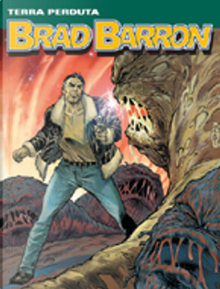 Brad Barron n. 03 by Giancarlo Caracuzzo, Tito Faraci