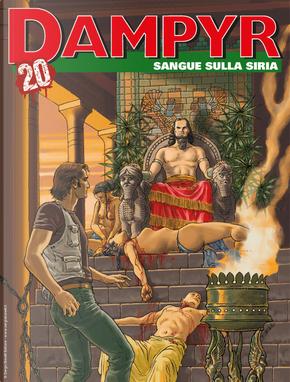 Dampyr n. 245 by Claudio Falco