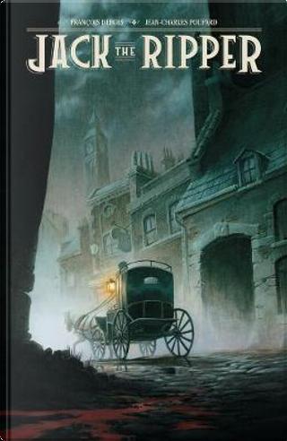 Jack the Ripper by Francois Debois