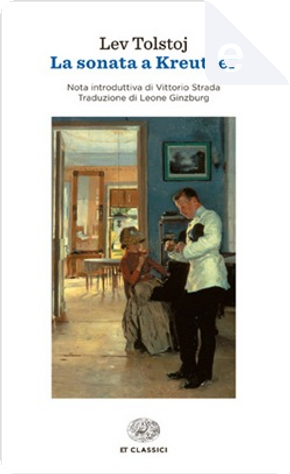 La sonata a Kreutzer by Lev Nikolaevič Tolstoj