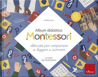 Album didattico Montessori: attività per imparare a leggere e scrivere