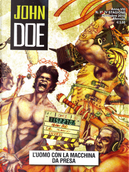 John Doe (nuova serie) n. 3 by Lorenzo Bartoli, Luca Maresca, Mauro Uzzeo, Roberto Recchioni