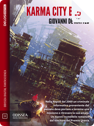 Karma City Blues by Giovanni De Matteo